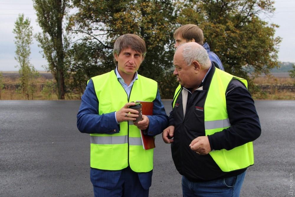 Друзья Труханова вернулись на большую дорогу в Киеве