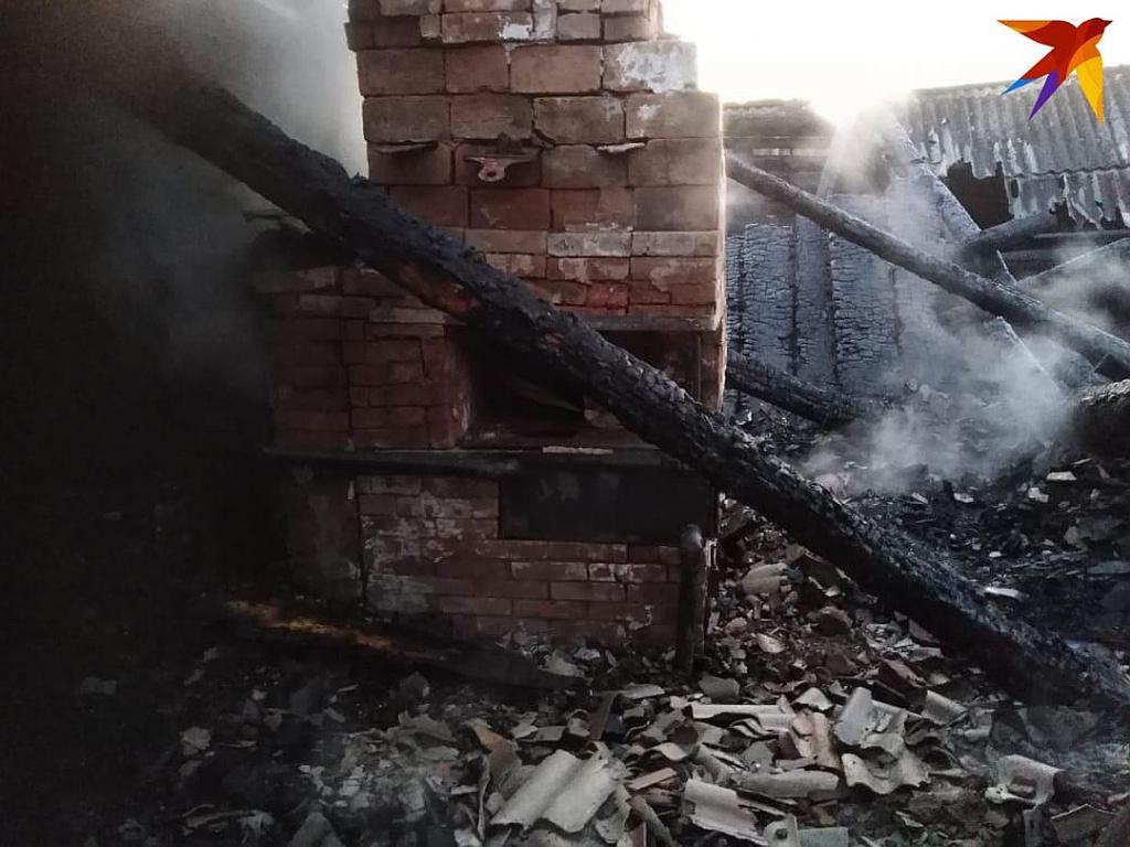Мальчик устроил пожар и сжег свою семью заживо в Красноярском крае