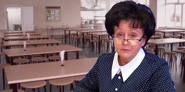 Минобраз отказался кормить детей в школе. Пока только во Владимире, но…