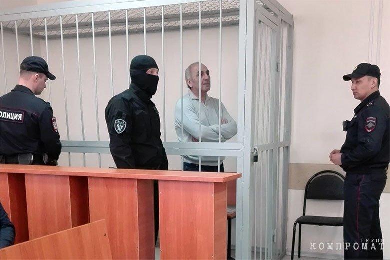Вышедшего на свободу «вора в законе» Таро сразу же арестовали