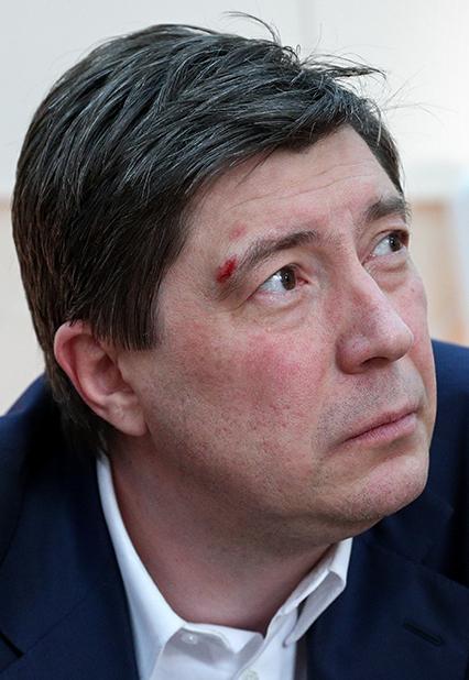 Арестован Алексей Хотин, но не его активы