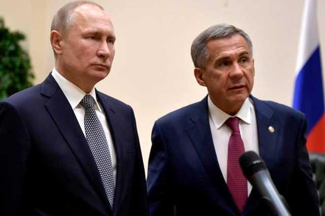 Перед визитом Путина в Татарстан сотрудники аппарата главы республики уничтожили документацию
