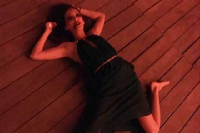«Злой рок»: Выпавшая с балкона свидетель по делу Кокорина и Мамаева ранее опубликовала пророческий снимок