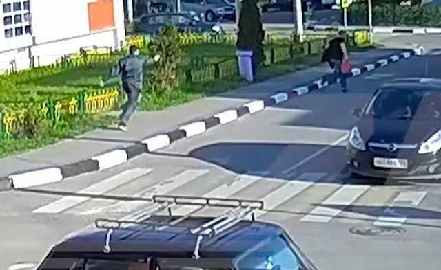 Задержан подозреваемый в покушении на бизнесмена в Балашихе