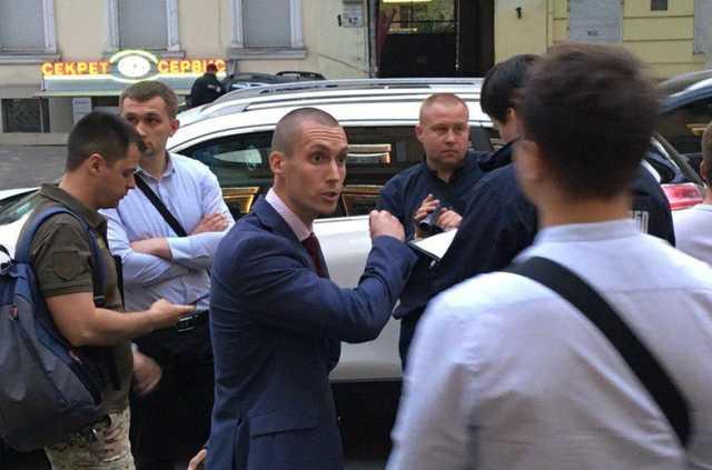 ГБР рассказало, за что задержали руководителя «Парков Одессы»: вымогал деньги у хендмейдеров