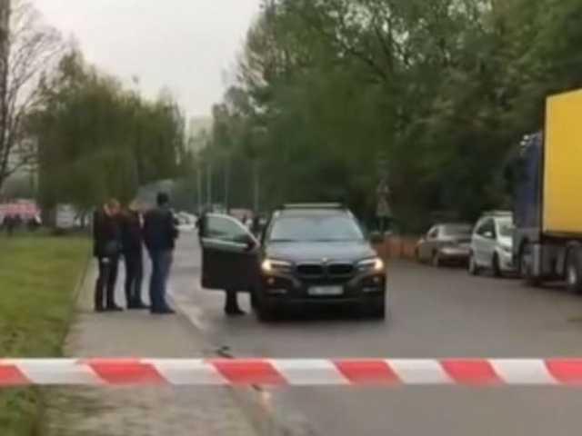 Во Львове подорвали BMW бизнесмена