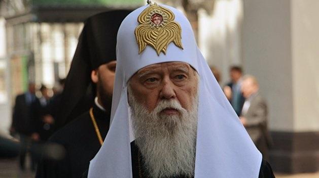 Епифаний заявил, что Филарет держит кассу всех храмов ПЦУ в Киеве, кроме Михайловского