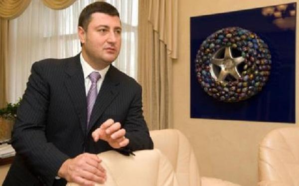 Европейцы не хотят видеть яйца олигарха Бахматюка