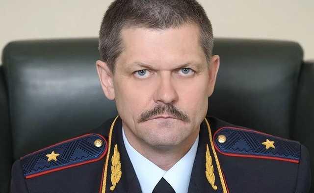 Анатолий Якунин уходит с поста начальника оперативного управления МВД