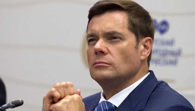 Мордашов пролетел с фанерой над Киевом