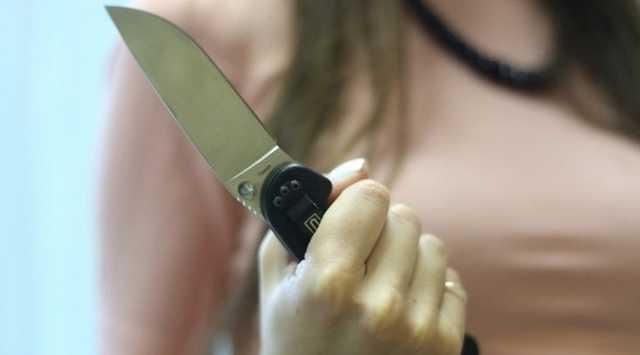 Девочка из Челябинска нанесла себе несколько ударов ножом на школьной перемене