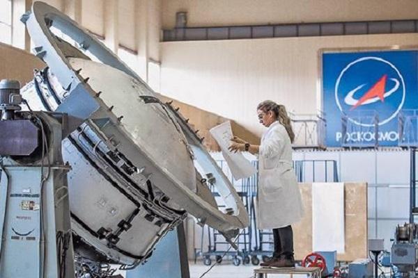 Глава одного из НИИ «Роскосмоса» сбежал за границу