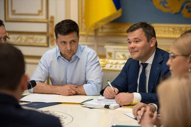 СМИ узнали, кто возглавит АП и СБУ при Зеленском