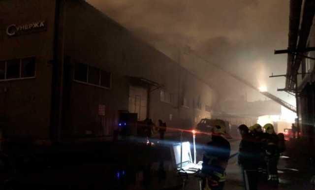 «Сгорел со зданием». В Петербурге предприниматель покончил с собой после пожара на производстве