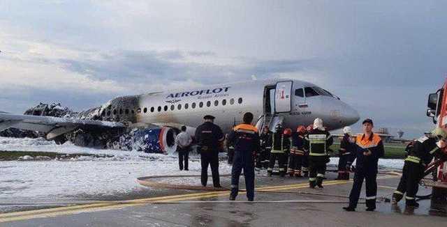«Аэрофлот» признавал проблемы в действиях пилотов «суперджетов»