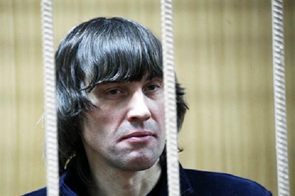 Криминальный авторитет Андрей Кочуйков