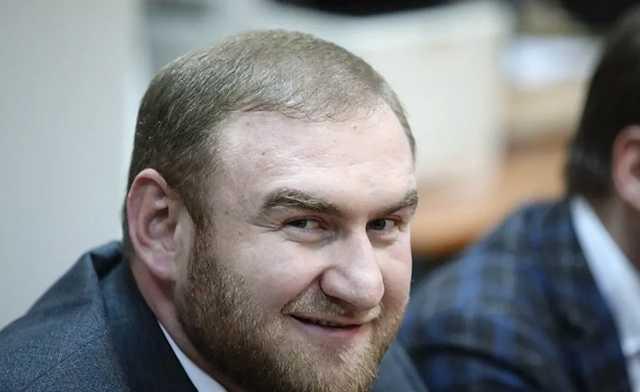 Совет Федерации лишил Арашукова статуса сенатора