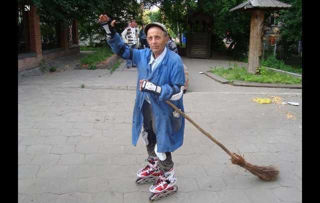 Мечты о дворниках-коренных москвичах начинают сбываться