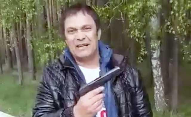«Всех благ земных!»: самоназванный «смотрящий» с Урала закрепил пожелание «ворам в законе» стрельбой из пистолета
