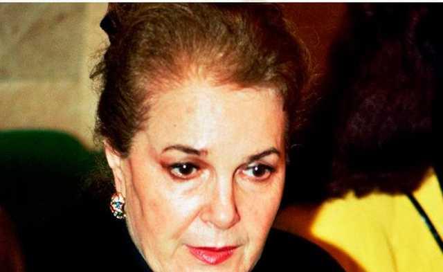 После смерти Элины Быстрицкой с ее счетов исчезли 38 миллионов
