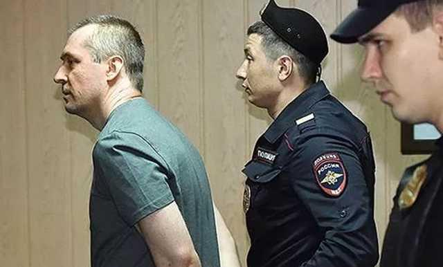 «Я прошу перемен в моей жизни»: полковник Захарченко вспомнил Цоя в своем последнем слове на суде