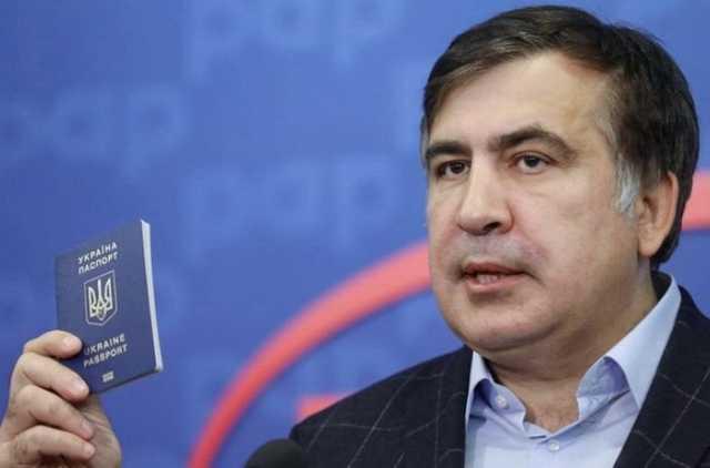 Саакашвили возвращается. Порошенко нужно бежать?