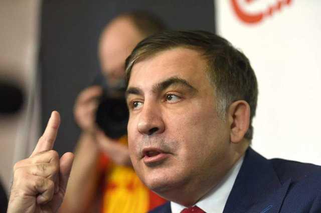 Срочное обращение Саакашвили к Луценко: «Я сотру вашу банду с лица земли»