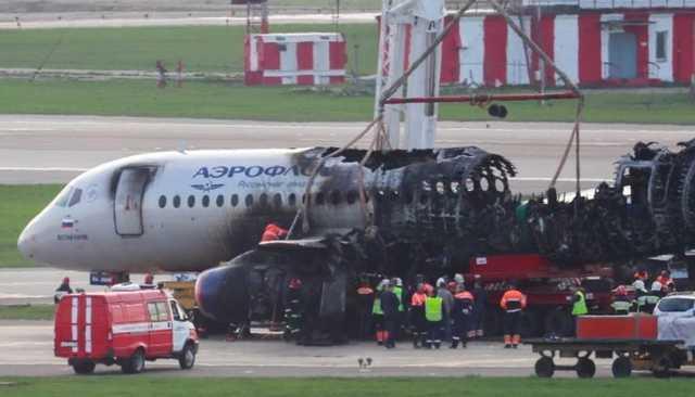 Генпрокурор Чайка связал катастрофу SSJ-100 с серьезными проблемами в авиаотрасли