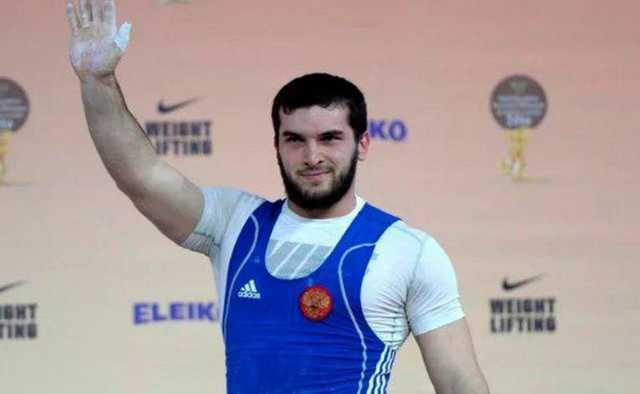 В Москве за кражу из «Ашана» задержан чемпион Европы по тяжелой атлетике Адам Малигов
