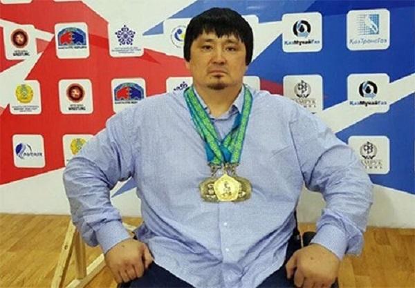 Криминальный авторитет Еркин Избасаров