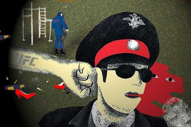 «Полицию перестали уважать и начали бить». Провал силовой подготовки российского МВД