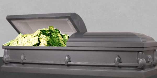 Могилы в аренду: не у всех россиян хватит денег на частные кладбища