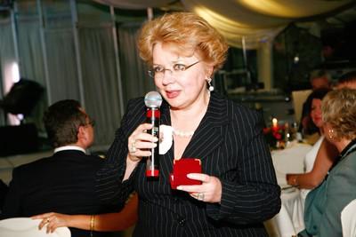 Валентина Романова продала фамильный банк дважды