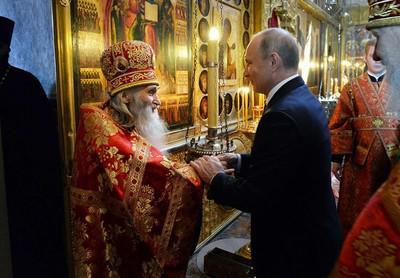 Как чиновники задействуют церковный ресурс: «через [духовника патриарха Кирилла] Илия можно донести информацию до президента за два дня»