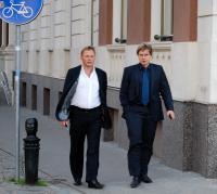 Доверенное лицо Эрика Тейланса опосредованно связано с Rīgas satiksme