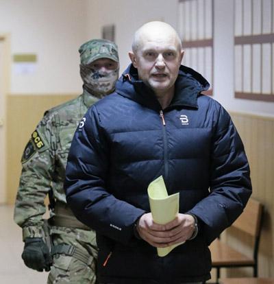 Сергей Давыдов срочно избавляется от профилактория