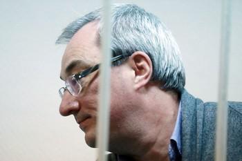 Вячеславу Гайзеру отменили ОПС
