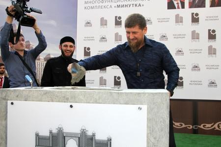 Благоустроитель всея Чечни