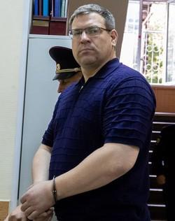Михаилу Бегуну достали приговор из папки
