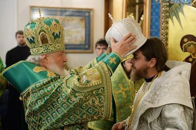 Патриарх Кирилл «зачищает» московскую «кузницу кадров» митрополита Тихона (Шевкунова) — Сретенскую семинарию