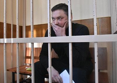 Юрий Ефимов получил 5 лет колонии