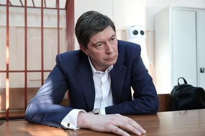 Алексей Хотин растратил почти всю «Югру»