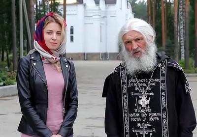 Сергий Романов, Илий Ноздрин, Владимир Волгин, Тихон Шевкунов и Дмитрий Смирнов