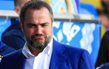 Андрею Павелко «прилетело» за дебош во время матча Евро-2020