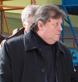 Игоря Гаривадского завели на посадку со второго раза