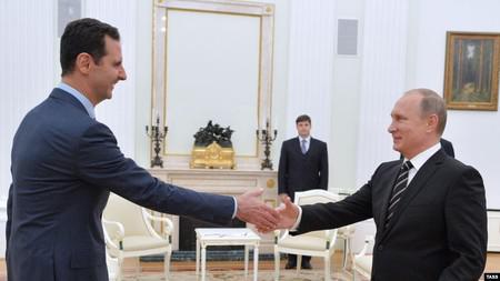 Родня Башара Асада скупает «Москва-сити»