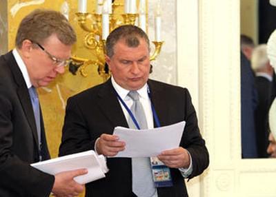 «Сечин ничего не может поделать с Кудриным, Кудрин работал с Путиным на равных»