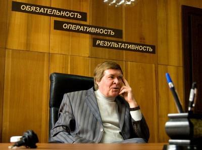 Александр Жарков признан виновным в хищении 115 млн руб. посмертно