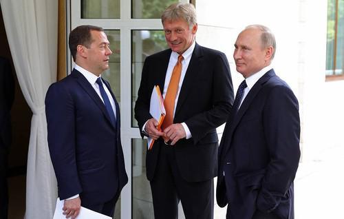 Как Владимира Путина оградили от журналистов