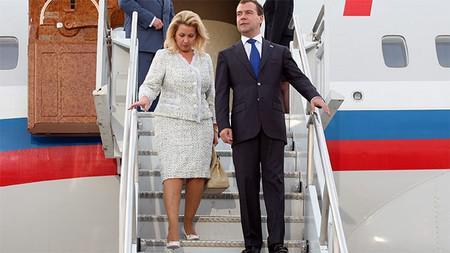 Частный самолет Светланы Медведевой за $50 млн